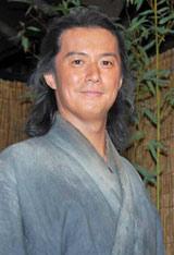 NHK大河ドラマ『龍馬伝』の取材会に出席した福山雅治