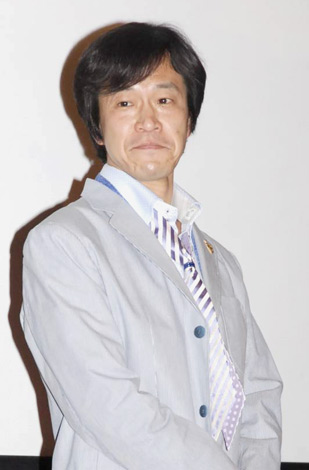 映画「名探偵コナン 天空の難破船」初日舞台あいさつに出席した小山力也 (C)ORICON DD inc.