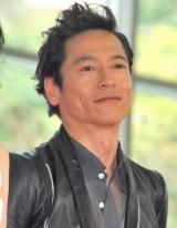 新ドラマ『同窓会〜ラブ・アゲイン症候群』制作発表会に出席した三上博史 (C)ORICON DD inc.