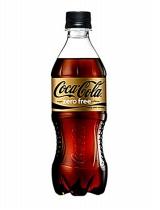 カフェインフリーになった『コカ・コーラ ゼロフリー』