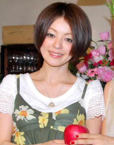 メジャーデビューシングル「りんご」リリースパーティーを行った、哀川翔の長女でcossamiのみなみ (C)ORICON DD inc.