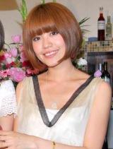 メジャーデビューシングル「りんご」リリースパーティーを行った、cossamiのひろこ (C)ORICON DD inc.