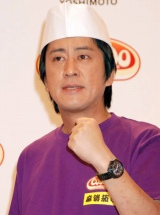 味の素『Cook Do』とよしもとの共同キャンペーン記者発表会に出席したブラックマヨネーズ・吉田敬 (C)ORICON DD inc.