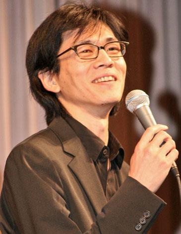 映画『リアル鬼ごっこ2』試写会イベントに出席した柴田一成監督 (C)ORICON DD inc.