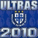 サッカー日本代表応援アルバム『ULTRAS2010』