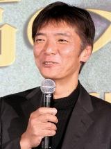 映画『孤高のメス』完成披露試写舞台あいさつに登壇した成島出監督 (C)ORICON DD inc.
