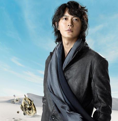 """サムネイル """"最も美しい日本人""""と支持された、1位の福山雅治"""
