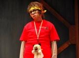 舞台『NOW LOADING』の公開リハーサルを行った、D-BOYSの和田正人 (C)ORICON DD inc.