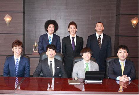 薬用シャンプー「スカルプD」新CMに出演する「K-BO-BO」プロジェクトのメンバー