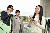 人気作『TRICK』(テレビ朝日系)スピンオフドラマ『警部補 矢部謙三』(同局系)のワンカット