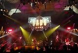 sadsの7年ぶりとなるライブ『ゴシックサーカス』の模様