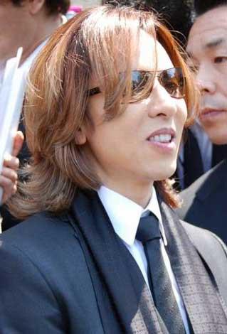 hideさんの13回忌で会見するYOSHIKI (C)ORICON DD inc.