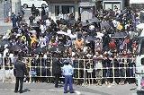 東京・築地本願寺には多数のファンが詰めかけた