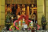 hideさん13回忌法要の祭壇