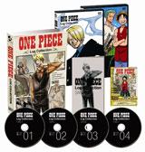 DVD『ONE PIECE Log Collection』シリーズ第1弾として発売される「SANJI」(データカードダス、特典スリーブ仕様ブックレット、特典映像などを封入)
