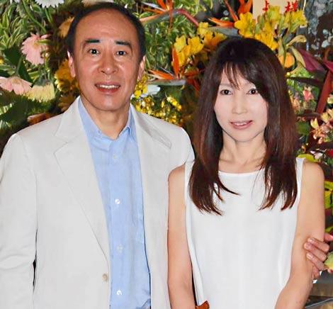 サムネイル 初2ショット披露! 入籍を報告したモト冬樹と妻の由美さん (C)ORICON DD inc.