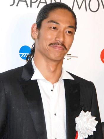 『第19回日本映画批評家大賞』の新人賞を受賞したEXILE・AKIRA (C)ORICON DD inc.