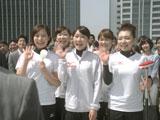 チーム青森5人が揃って出演する『ボス 贅沢微糖』(サントリー)新CM