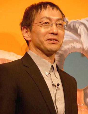 新芝居『表に出ろいっ!』の発表記者会見に出席した野田秀樹 (C)ORICON DD inc.