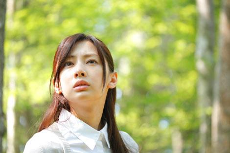 """サムネイル 北川景子の""""泣き顔""""が心に焼きつく(C)2010「瞬」製作委員会"""