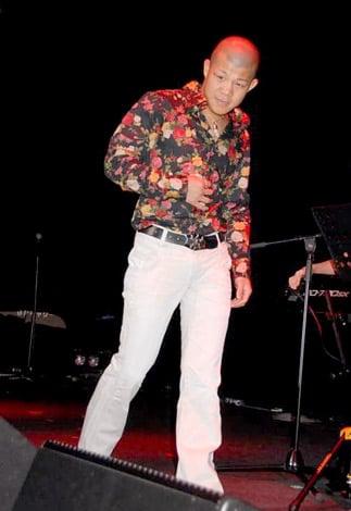 サムネイル 都内で行われたファッションショー&ライブイベントでモデルデビューを果たした亀田興毅