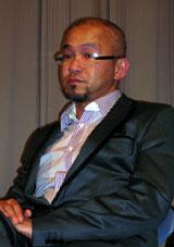 第19回日本映画プロフェッショナル大賞授賞式に出席した青山真治監督 (C)ORICON DD inc.