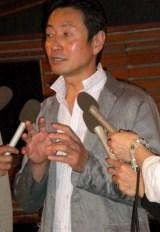 再婚を発表した三田村邦彦