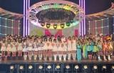 人気アイドル7組総勢59名がNHK音楽番組『MUSIC JAPAN』で一堂に集結 (C)ORICON DD inc.