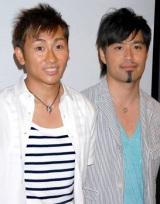 キマグレンの(左から)KUREIとISEKI (C)ORICON DD inc.