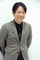 インタビュー中も笑顔を絶やさない阿部 (C)ORICON DD inc.