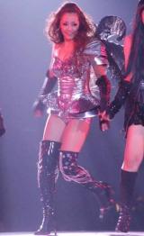 『Girls Award 2010』で2年8か月ぶりにファンと対面、ダンスパフォーマンスを披露した沢尻エリカ (C)ORICON DD inc.