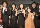 1日限りの『中島哲也映画祭』に出席した(左から)役所広司、松たか子、木村佳乃、アヤカ・ウィルソン、中島哲也監督 (C)ORICON DD inc.