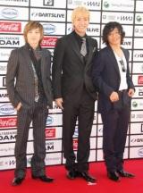 『MTV WORLD STAGE VMAJ 2010』のレッドカーペットイベントに出席したW-inds. (C)ORICON DD inc.