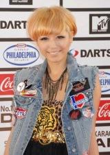 『MTV WORLD STAGE VMAJ 2010』のレッドカーペットイベントに出席した若槻千夏 (C)ORICON DD inc.