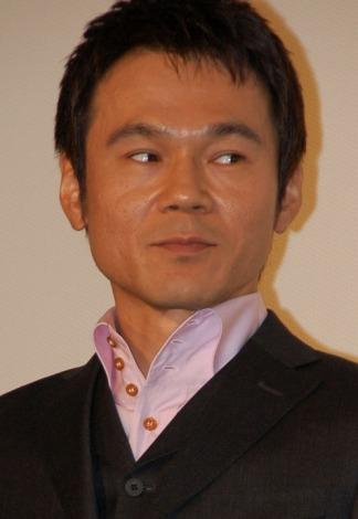 映画『RAILWAYS』初日舞台あいさつに出席した甲本雅裕 (C)ORICON DD inc.