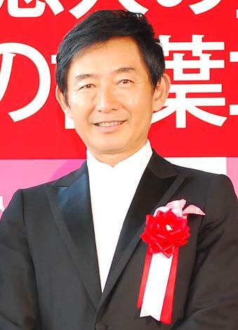 サムネイル 瑛太・カエラカップルを心から祝福した俳優・石田純一 (C)ORICON DD inc.