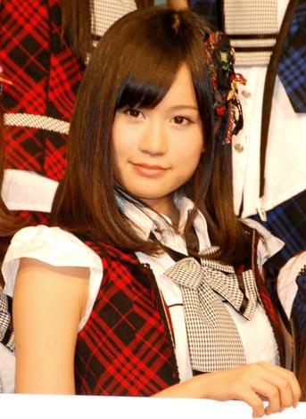 AKB48の前田敦子 (C)ORICON DD inc.