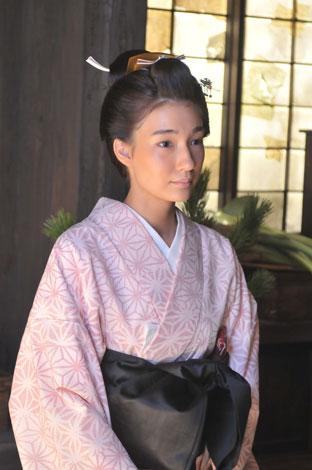 NHK大河ドラマ『龍馬伝』で喜勢を熱演しているマイコ