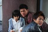 映画『リアル鬼ごっこ2』出演シーン (C)2010 リアル鬼ごっこ2 製作委員会