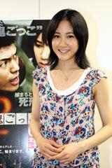 「役者になりたい」と夢を語る吉永淳 (C)ORICON DD inc.