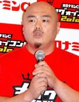 『キングオブコント2010』開催発表会見に出席した安田大サーカスのクロちゃん (C)ORICON DD inc.