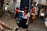 映画『戦闘少女 血の鉄仮面伝説』の場面カット (c)2010 東映ビデオ