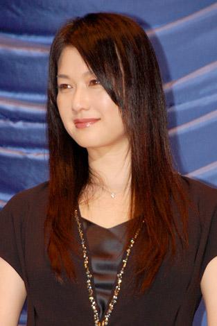 映画「孤高のメス」初日舞台あいさつに登壇した夏川結衣 (C)ORICON DD inc.