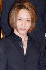 舞台『真夜中のパーティー』の製作発表に出席した徳山秀典