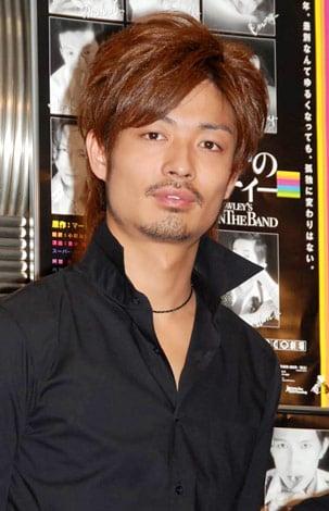 サムネイル 舞台『真夜中のパーティー』の製作発表に出席した中村昌也