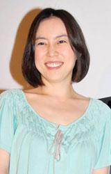 DVD『中国式離婚』の試写会トークイベントに出席した倉田真由美