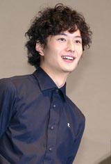 映画『瞬 またたき』の公開直前イベントに出席した岡田将生 (C)ORICON DD inc.