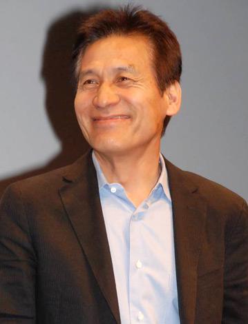 『ショートショートフィルムフェスティバル&アジア2010』オープニングイベントに出席したアン・ソンギ (C)ORICON DD inc.