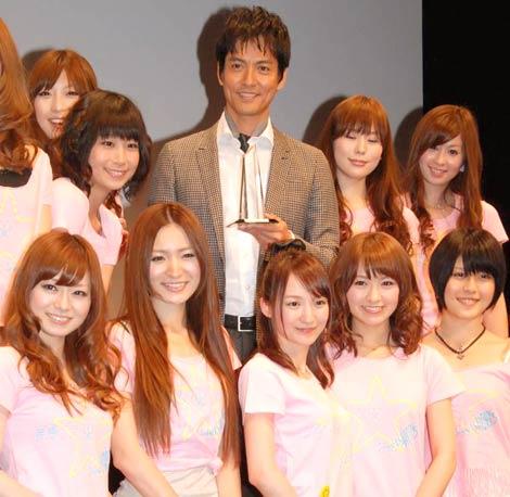 『ショートショートフィルムフェスティバル&アジア2010』オープニングイベントに出席した沢村一樹 (C)ORICON DD inc.