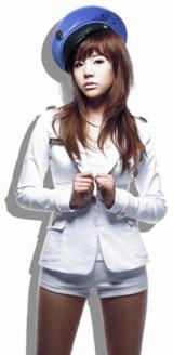 日本初ライブが決定! 韓国の美脚美女9人組グループ少女時代のサニー